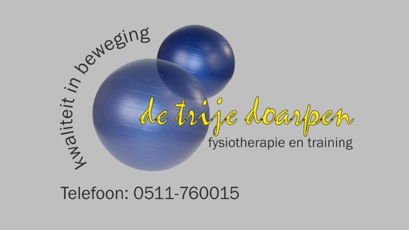Fysiotherapie de Trije Doarpen