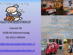 Kinderopvang Dondersteen