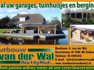 Houtbouw G. van der Wal