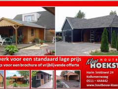 Houtbouw Klaas Hoekstra