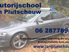 Autorijschool Jan Plutschouw
