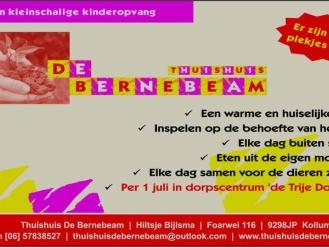 Thuishuis De Bernebeam