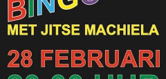 Bingo 18+ 28 Februari  20:00 uur
