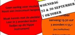 Extra Workshops Ukelele