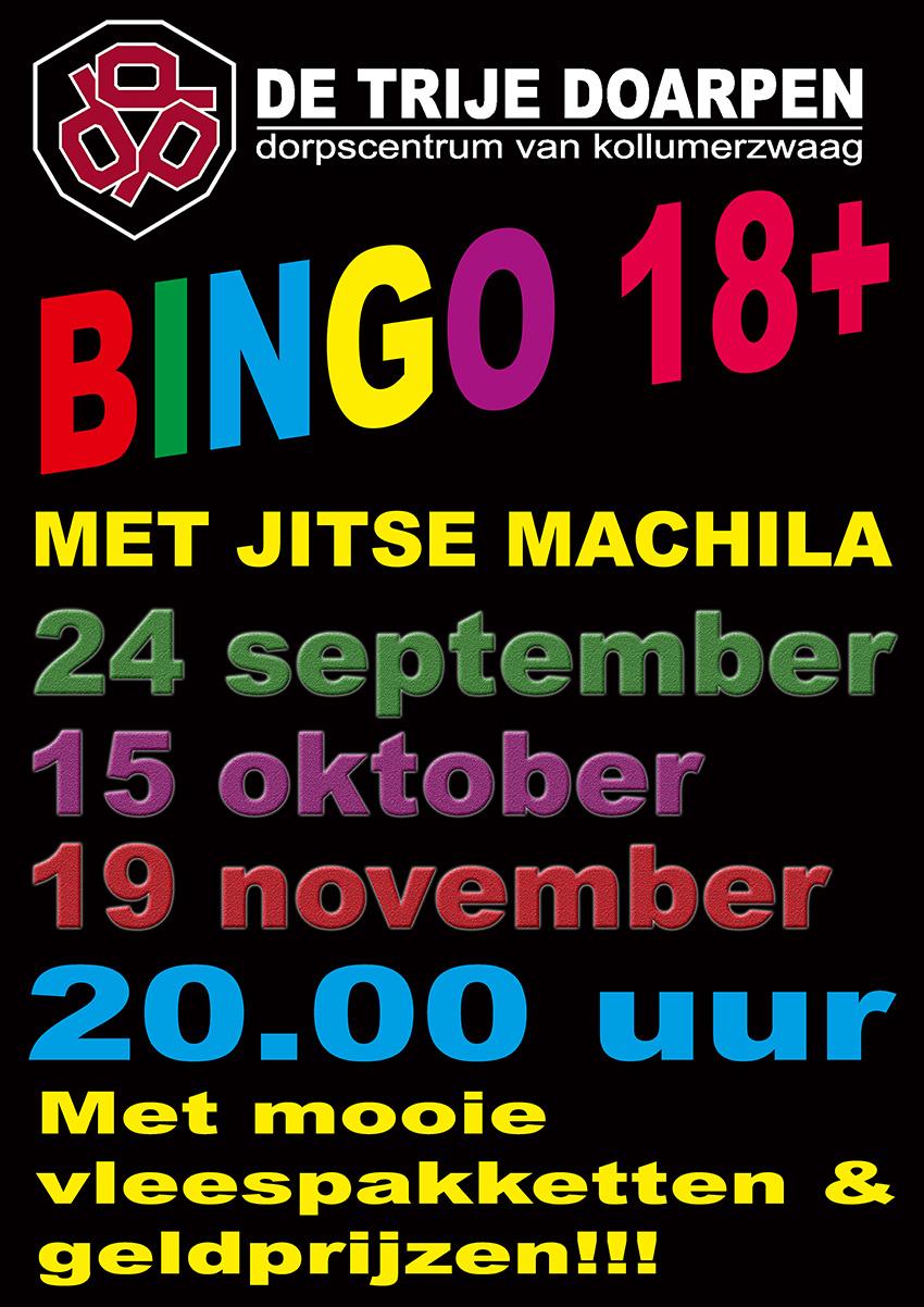 BINGO 18+